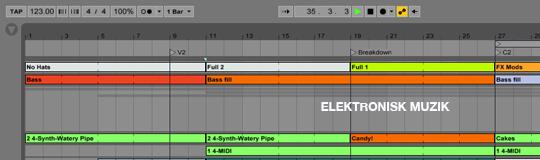 elektronuksmusik